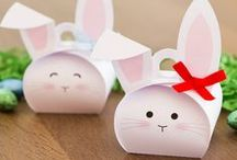 Easter Packaging / Celebrating Easter with seasonal packaging design and concepts.