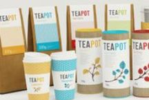 Tea Packaging / These tea bags embody everything from elegance to playfulness. Take a look!