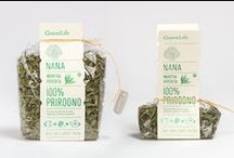 Herbs Packaging / Herbs packaging and design as distinct as the flavors themselves!