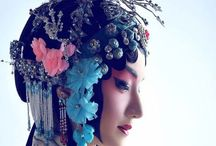 Chinese Girls / Culture history and fashion