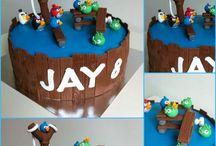 Kids Birthday Cakes / by Margaretha Groen
