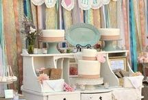 Vintage wedding / by Tickled Pink Celebrations