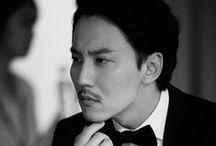 Korean Actor/Kim Nam Gil / by PUNDARIKAcreation