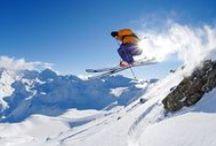 LES MENUIRES / Les Menuires jest częścią kompleksu narciarskiego Trzech Dolin - Les Trois Valées znajdującym się we francuskim Parku Narodowym Vanoise w Sabaudii.