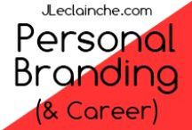 Personal Branding + Career + ORM / #Infographics, #Tips and #Fact for manage your #Career with #power of #PersonalBranding. #Business #ORM http://jleclainche.com