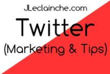 Twitter Marketing & Tips / All Pins for understand and #Grow your #Twitter account. #Marketing, #Tips, #Infographics, #Business http://jleclainche.com