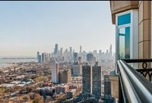Condo Living / These condos make us stare in envy! Talk about luxurious living!