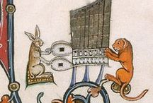 Medieval Manuscripts / Manuscripts from the Middle Ages. Majority from many excellent twitter feeds!