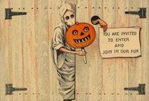 Halloween - Samhuinn / Ideas for upcoming Halloween party on Oidhche Shamhna.