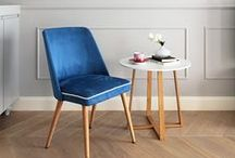Krzesła, fotele i sofy / Ciekawe i wygodne siedziska, które zagościły w naszych realizacjach.