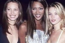 Beauty Icons / We celebrate our favourite beauty icons.