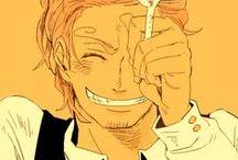sanji(W‐⌒) / OMG JUST TAKE ME (ノಥДಥ)ノ︵┻━┻・/