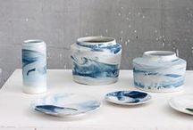 CULINARY ARTS / plates /// tableware /// ceramics /// table linen /// tea towels /// porcelain /// enamel /// table runner