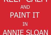 Annie Sloan Chalk paint / I am Annie Sloan stockist in İstanbul /Turkey