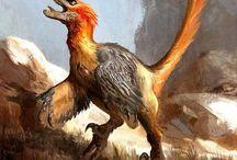 Raptors / Feathered Dinosaurs