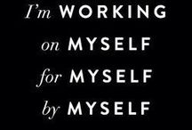 My motivation.