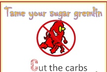 Cut the Carbs / The C in the Candy Floss system is about cutting the carbs.