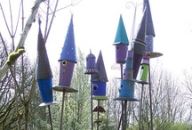 Houses for the Birds!!! / by Nancy Moore
