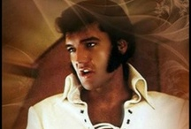 ELVIS - King of Rock and Roll! / by Kim Makuakane-Kirk