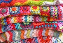 Crochet/haken / by Lilian van Mansom