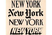 New York / by Lilian van Mansom