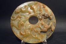 Far East - China - Jade / A collection of ancient jade's objects and sculpture that you could find in our antique gallery in Bologna - more information @ www.arte-orientale.com