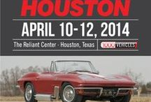 Houston 2014 / Mecum Houston Collector Car Auction April 10-13, 2014 featuring 1,000 vehicles and 200 motorcycles.
