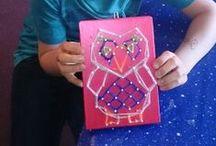 Beurzen & Workshops / Creatieve workshops voor kinderen & volwassenen