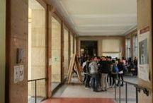 la scuola / la scuola per immagini: ambienti, aule, laboratori...