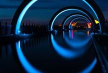 Architectural lighting and Lighting for public spaces