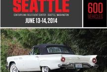 Inaugural Seattle 2014 / Mecum Auctions will offer 600 classic and collector cars June 13-14 at the CenturyLink Field Event Center in Seattle, Washington.