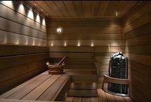 Bathroom and sauna lighting