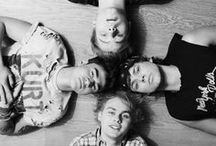 5SOS / If you're going to pin mostly everything on this board at least follow it(: / by Star Mika