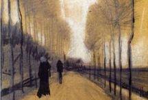 Van Gogh Arts / Van Gogh as a base of expresionism