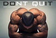 Men's Fitness Motivation / by J.Rezz ♒