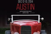 Inaugural Austin 2014 / Mecum Auctions to host inaugural auction in Austin, Texas, December 12-13, 2014 featuring 600 classic and collector cars.
