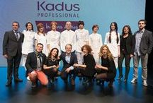 Events / Happy moments at the Kadus Professional Events - Discover Kadus Professional's on-trend looks and modern styles!