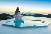 Spa & Wellness / Discover a world of spa and wellness at Liostasi Hotel & Suites