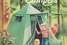 Camping & Campers / by Terry Shultz