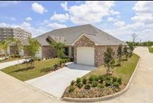 Townhomes for Sale Cottages at Southfork Baton Rouge, La / Finish selections