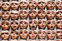 2Aa Masker Tara Tabak / Dit bord gaat over het maken van een masker. Met handvaardigheid op school gaan we een masker maken. Op dit bord laat ik zien hoe ik dat ga doen.