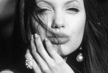 Angelina Jolie - favorites / unpolished photos of  AJ + recent faves