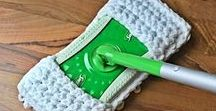 Crochet for Cleaning / Scrubbies, mops, wash clothes, etc