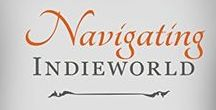 Navigating Indieworld Interviews / Interviews featuring authors from the Navigating Indieworld group.
