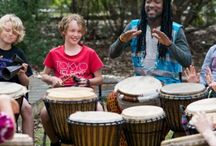 African Drumming Party for kids