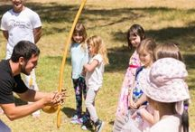 Brazilian Capoeira Party for kids