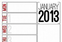 ALA | 2013 planner