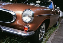 Volvo P1800 / to be a driver of Volvo P1800...