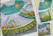Baby & children crochet / by Handmade by Arantza Rivas