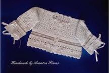 Baby & children crochet: my creations / Handmade by Arantza Rivas: Baby & children crochet / by Handmade by Arantza Rivas